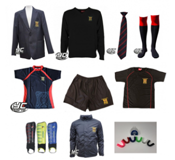 St. Martin's Comprehensive Boys Style Full Pack