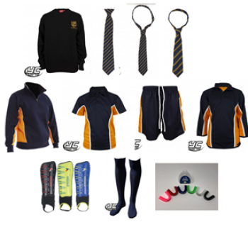 Stanwell Comprehensive School Boys Style Standard Pack