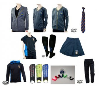Whitchurch High School Girls Style Full Pack