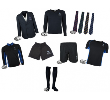Willows High School Boys Style Essential Pack