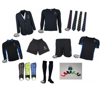 Willows High School Boys Style Standard Pack