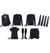 Willows High School Girls Style Essential Pack