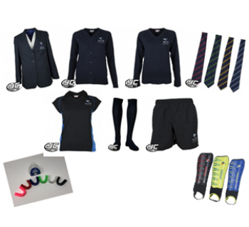Willows High School Girls Style Standard Pack
