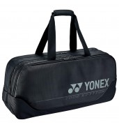 YONEX 92031W PRO TOURNAMENT BAG BLACK O/S