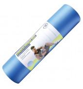 Stretch Fitness Mat - FMATNBRST-BLUE 10mm Ligh Blue O/S