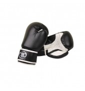 BOXING MAD PVC SPARRING GLOVES 12OZ - PAIR