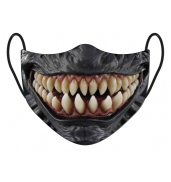 Halloween Big Mouth Monster Face Mask