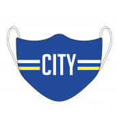 City Retro Face Mask