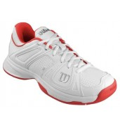 Wilson Team Womens White tennis shoes
