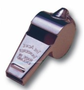 Metal whistle -  -