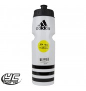 adidas 0.75L Performance Water Bottle (AB0903 White/Black), 2015)
