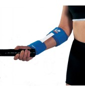 Lp Arm Brace Tennis Elbow Splint - M - Grey/Blue