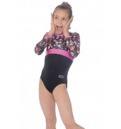 BUBBLES Leotard LS Z433BUBPR BUBBLES