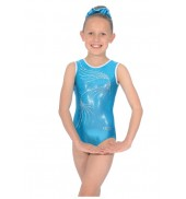 The Zone Orla Leotard (King Blue)