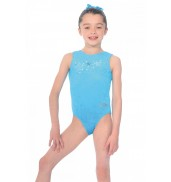 STELLAR Leotard SL Z103STE KINGFISHER