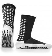 LUX Anti Slip Sports Socks (Calf) BLACK