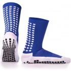 LUX Anti Slip Sports Socks (Calf ) BLUE