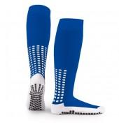 LUX Anti Slip Sports Socks (Knee) BLUE