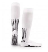 LUX Anti Slip Sports Socks (Knee) WHITE