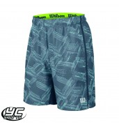 Wilson Mens Summer Perspective Printed Woven Shorts 8'