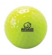 Rhino Hockey Ball (30 Balls) FLUO YELLOW O/S