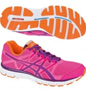 Asics Gel Attract 2 Pink running shoes