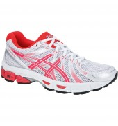 Asics Gel Phoenix 5 Womens White/Pink running shoes