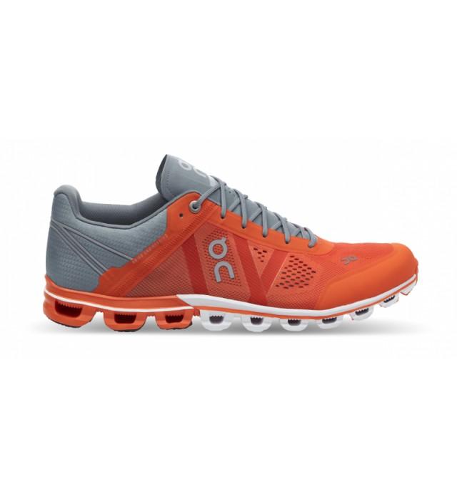 best loved 4c0ce 9244e On Go Running Cloudflow M ORANGE/GLACIER