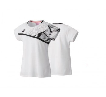 Yonex Crew Neck Shirt 20522 WHITE