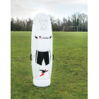 TR738 Inflatable Free Kick Dummy WHITE/BLACK O/S