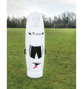 TR738 Inflatable Free Kick Dummy WHITE/BLACK O/S