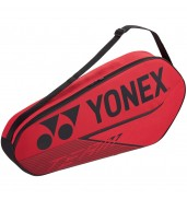 YONEX 42023 TEAM RACQUET BAG (3pcs) RED O/S
