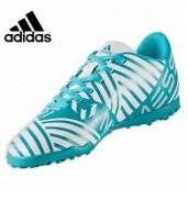 Adidas Nemeziz Messi 17.4 Astro Turf Junior Football Trainers (S77206)