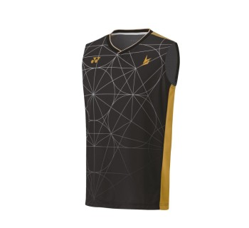 Yonex Sleeveless Top 10333 BLACK