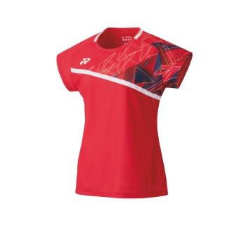 Yonex Crew Neck Shirt 20522 FLASH RED