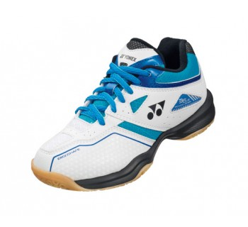 POWER CUSHION 36 JUNIOR WHITE/BLUE
