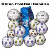 Rhino Maracana Ball Bundle 10 balls with free ball bag