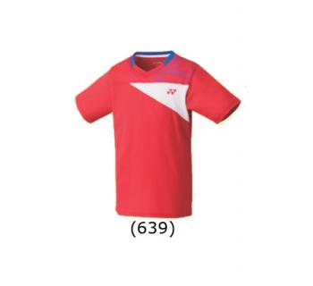 Yonex CREW NECK SHIRT 10347J FLASH RED