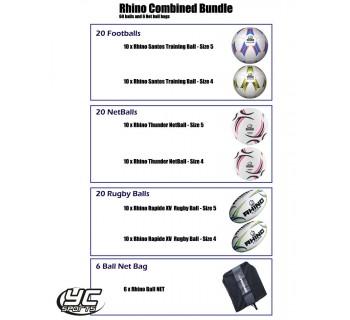 Rhino Combined Bundle (60 Balls)