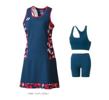 Yonex Dress 20519 INDIGO BLUE