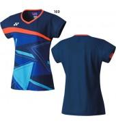 Yonex Crew Neck Shirt 20521 FLASH ORANGE