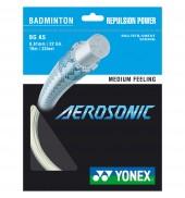 Yonex BG- AEROSONIC Set WHITE O/S