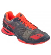 Babolat Jet AC Mens Tennis Shoe (30S16629-208 GREY/RED)
