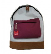Lim Bag CREAM/MAROON